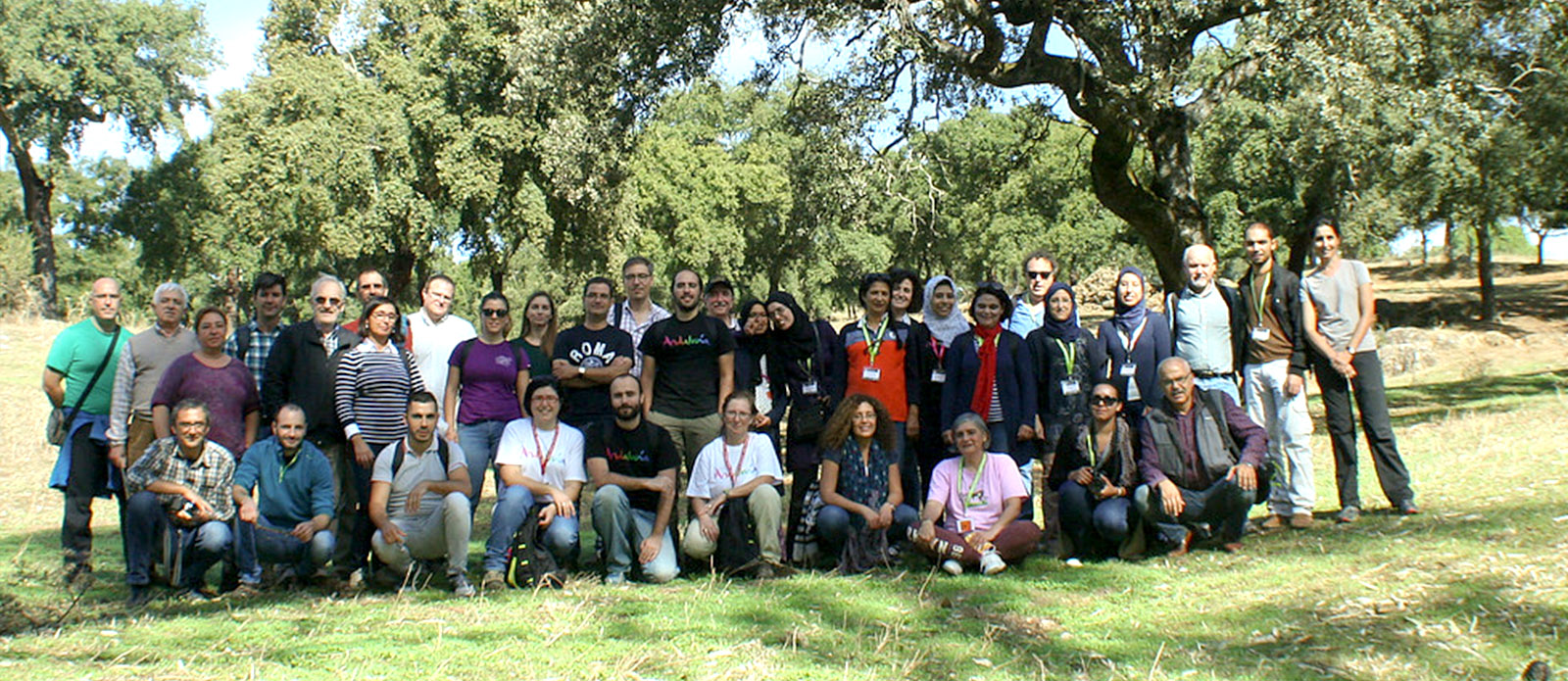 Group oak Cordoba 2016